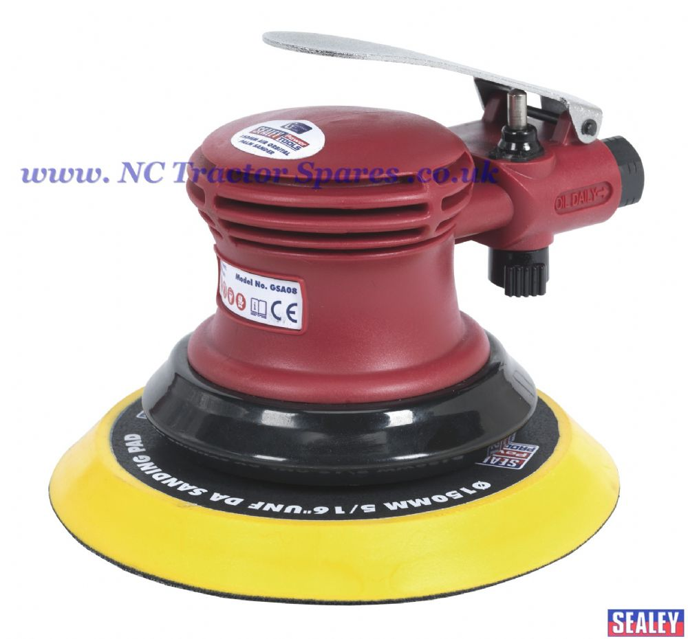 Generation Series Air Palm Orbital Sander 150mm
